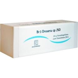 JSO Br 3 Drosera cp Globuli 20 g