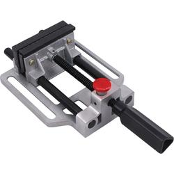 Connex Maschinenschraubstock, 1-St., 100 mm, Aluminium