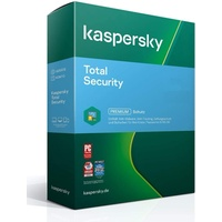 Kaspersky Lab Total Security 2019 UPG 5 Geräte ESD DE Win Mac Android iOS