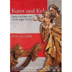 Kunst und Kult Zeitschichten im Limburger Dom als Buch von
