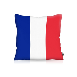 Kissenbezug, VOID, Frankreich France EM WM Flagge Fahne Fussball Fan 60 cm x 60 cm