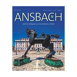 Ansbach. Michael Vogel  - Buch