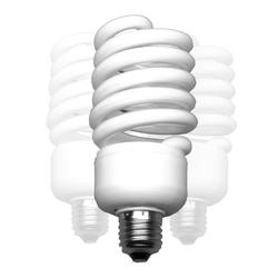 Walimex Pro Spiral-Tageslichtlampe 50W, 3er Set