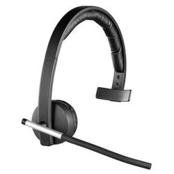 Logitech Wireless Headset Mono H820e black Mikrofon Bluetooth Headset