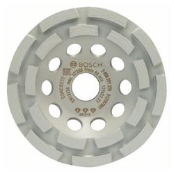 BOSCH Schleifteller Ø 125mm Diamanttopfscheibe Best for Concrete