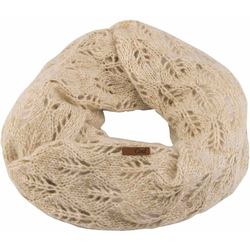 Schal COAL - The Madison Scarf Creme (07)
