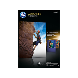 HP Q 5456 A 25 Blatt Hochglanz Einzelblattpapier 210 x 297 mm A4 im Format