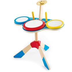 Hape Spielzeug-Musikinstrument Schlagzeug und Becken