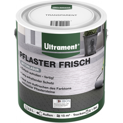 Ultrament Pflaster Frisch 2,5 Liter, transparent