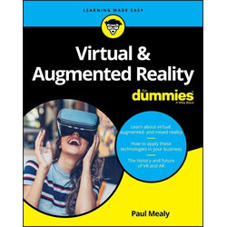 Virtual & Augmented Reality For Dummies: eBook von Paul Mealy
