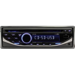 Caliber Audio Technology RCD123 Autoradio