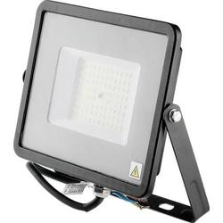 V-TAC VT-56-B 760 LED-Außenstrahler 50W Neutralweiß