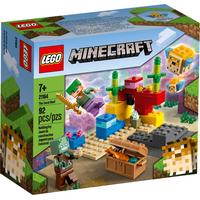 Lego Minecraft Das Korallenriff 21164