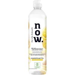 Palmolive NOW Handspülmittel, 0,55 Liter, Spülmittel für empfindliche und sensible Haut, Zitrusfrucht