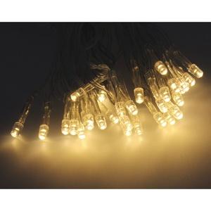 LED-Lichterkette warmweiss für innen und aussen 96 Lampen Art.Nr.LK002W