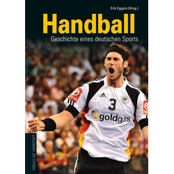 Handball als Buch von