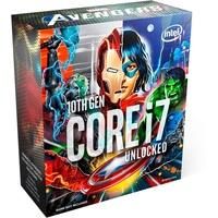 Intel Core i7-10700K Prozessor 3,8 GHz 16 MB Smart Cache Box