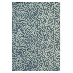 Wollteppich Willow Bough - Grau