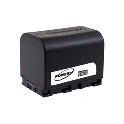Powery Akku für Video JVC Typ BN-VG114E Kamera-Akku 2700 mAh (3.6 V)