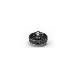 SACHTLER Adapter aktiv Fluidkopf / Slider 75 mm
