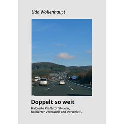 Doppelt so weit als Buch von Udo Wollenhaupt