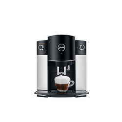 JURA D6 Automatic Coffee, Espresso, Cappuccino Machine w/RFID technology – Silver