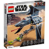 Lego Star Wars Angriffsshuttle aus The Bad Batch 75314