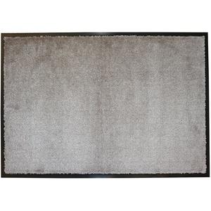 Schöner Wohnen Sauberlaufmatte Miami 67 cm x 100 cm Taupe