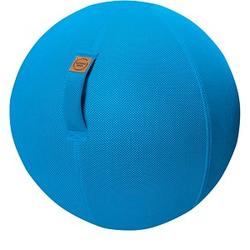 SITTING BALL MESH Sitzball blau 65,0 cm