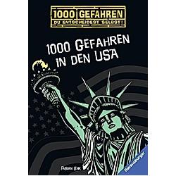 1000 Gefahren in den USA / 1000 Gefahren Bd.40. Fabian Lenk  - Buch