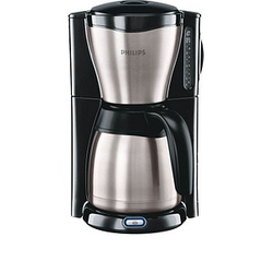 PHILIPS Gaia Therm Kaffeemaschine schwarz