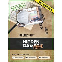 Hidden Games Tatort - Grünes Gift (Spiel)