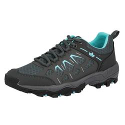 Lico Outdoorschuh Sierra grau Outdoor-Schuhe Damen-Outdoorbekleidung Outdoor Camping Outdoor- Wanderschuhe Unisex