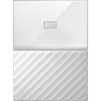 Western Digital My Passport 2TB USB 3.0 weiß (WDBYFT0020BWT-WESN)