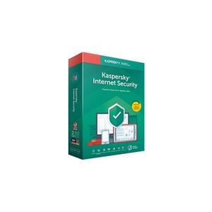 Kaspersky Internet Security - Erneuerung der Abonnement-Lizenz (2 Jahre) - 3 Geräte - Win, Mac, Android, iOS - Deutsch