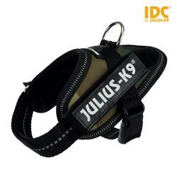 Julius-K9 IDC Powergeschirr camouflage, Größe: Baby 1 / XS