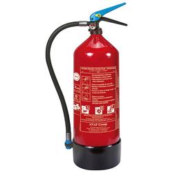 GEV Schaum-Feuerlöscher, Dauerdruck, Schaum, (1-St) 6 l, für Haushalt, Werkstatt und Büro