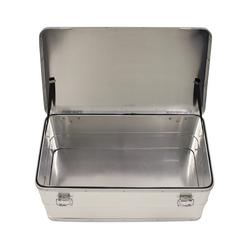 MFH Kiste Transportkisten 3er Set Aluminiumbox Box Kiste