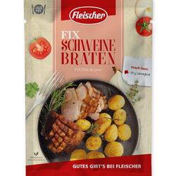 Schweinebraten Fix - Fleischer