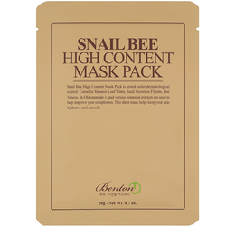 Benton BENTON Snail Bee High Content Mask Pack 10-er Set