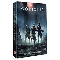 Coriolis - Der dritte Horizont - Buch