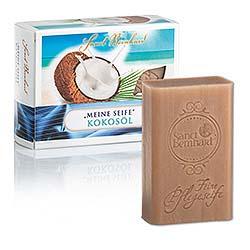 Kokosöl-Seife