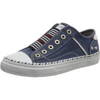 MUSTANG Damen 1376-401 Sneaker Jeansblau, 37