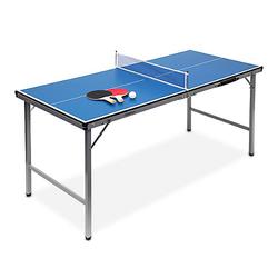 Outdoor-Tischtennisplatten blau