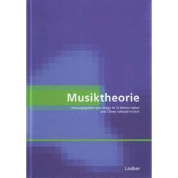 Musiktheorie als Buch von