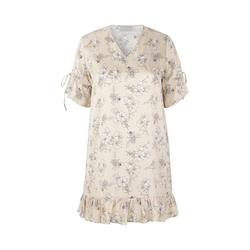 Seidenkleid Rosa Dress INAN ISIK beige