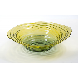 Schale LIVORNO Glas grün RITZENHOFF 186451 (DH 49x15 cm) Ritzenhoff & Breker