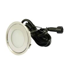 LED Einbaustrahler ARGOS IP67 rund RGB 12V DC 0,7W 58mm