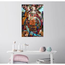 Posterlounge Wandbild, Venedig 60 cm x 90 cm