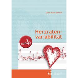 Herzratenvariabilität als Buch von Doris Eller-Berndl